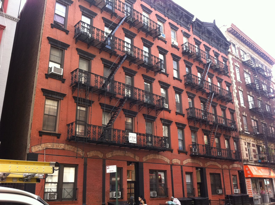 AD Real Estate buys Kalikow's Nolita buildings for $26M – The Real Deal