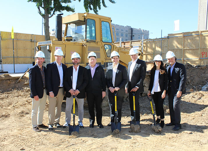 Kalikow Group breaks ground on $29 million, 67-unit rental residential project