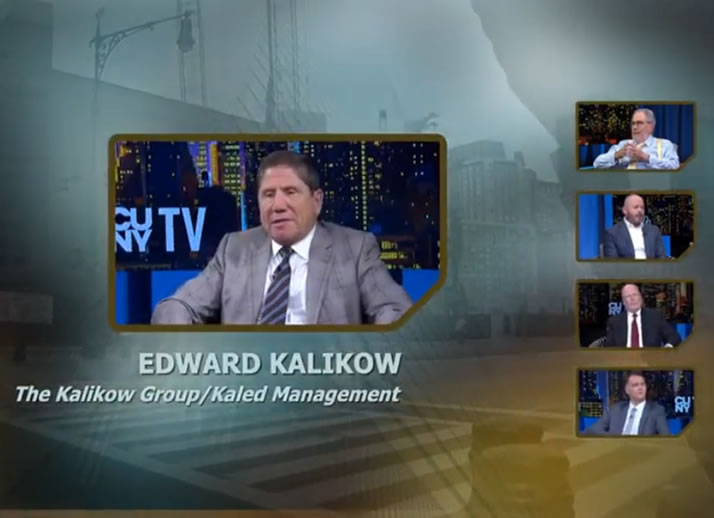 "VIDEO: Edward Kalikow Featured in The Stoler Report: ""After the Housing-Act Update"""